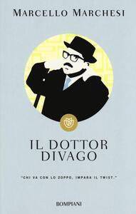Il dottor Divago - Marcello Marchesi - copertina