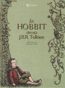 Foto Cover di Lo Hobbit. Un viaggio inaspettato, Libro di John R. R. Tolkien, edito da Bompiani