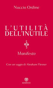 Vitalitart.it L' utilità dell'inutile. Manifesto Image