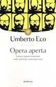 Libro Opera aperta. Forma e indeterminazione nelle poetiche contemporanee Umberto Eco