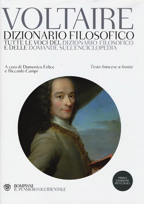 Dizionario filosofico. Tutt...