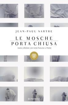 Filmarelalterita.it Le mosche-porta chiusa. Testo francese a fronte Image