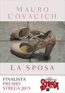 Libro La sposa Mauro Covacich