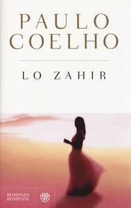 Libro Lo Zahir Paulo Coelho