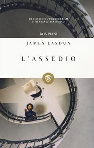 Libro L' assedio James Lasdun