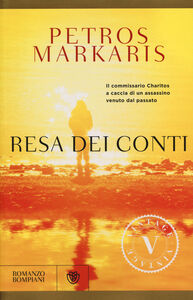 Libro Resa dei conti Petros Markaris