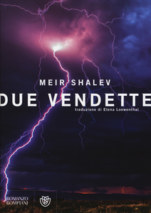 Libro Due vendette Meir Shalev