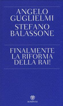 Collegiomercanzia.it Finalmente la riforma della RAI! Image