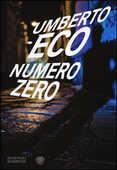 Libro Numero zero Umberto Eco