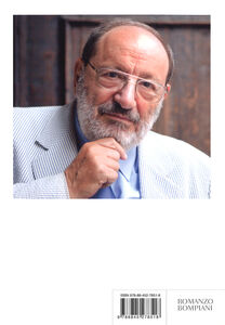 Foto Cover di Numero zero, Libro di Umberto Eco, edito da Bompiani 1