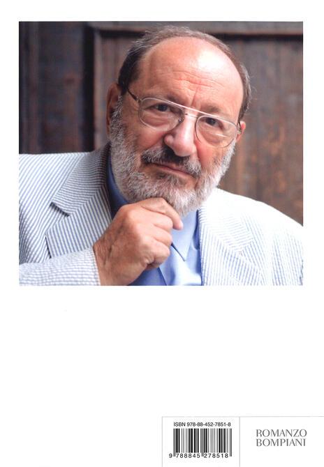 Numero zero - Umberto Eco - 2