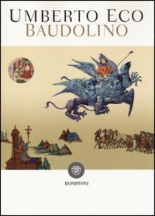 Baudolino - Umberto Eco - copertina