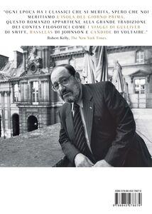 Libro L' isola del giorno prima Umberto Eco 3