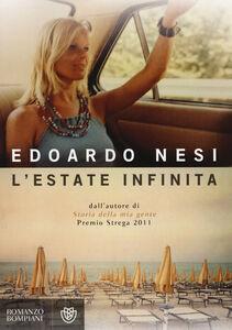 Libro L' estate infinita Edoardo Nesi