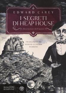 Listadelpopolo.it I segreti di Heap House. Iremonger. Vol. 1 Image