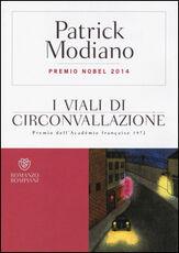 Libro I viali di circonvallazione Patrick Modiano