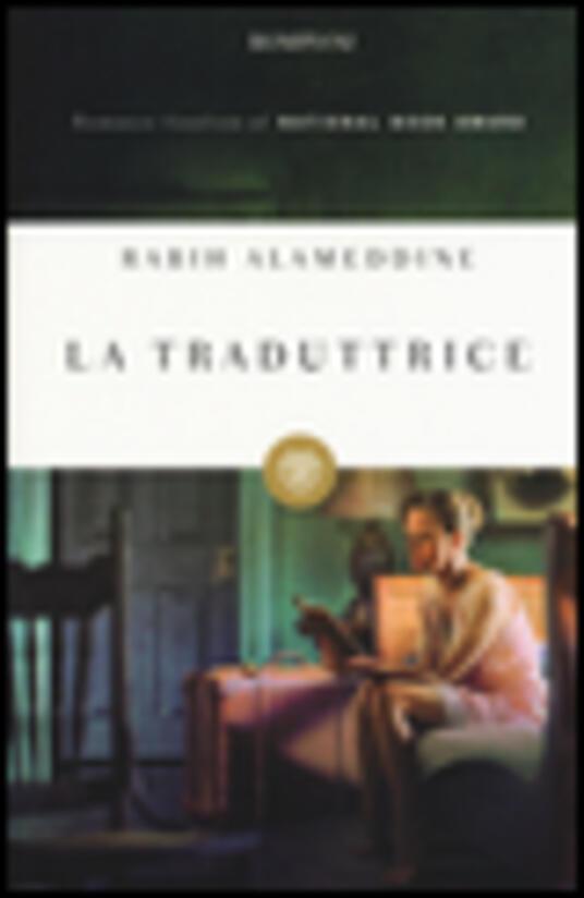 La traduttrice - Rabih Alameddine - copertina