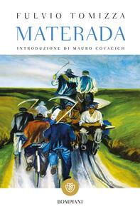 Materada - Fulvio Tomizza - copertina