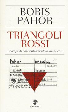 Radiospeed.it Triangoli rossi. I campi di concentramento dimenticati Image