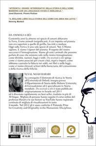 Da animali a dèi. Breve storia dell'umanità - Yuval Noah Harari - 2