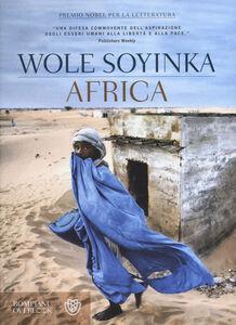 Libro Africa Wole Soyinka