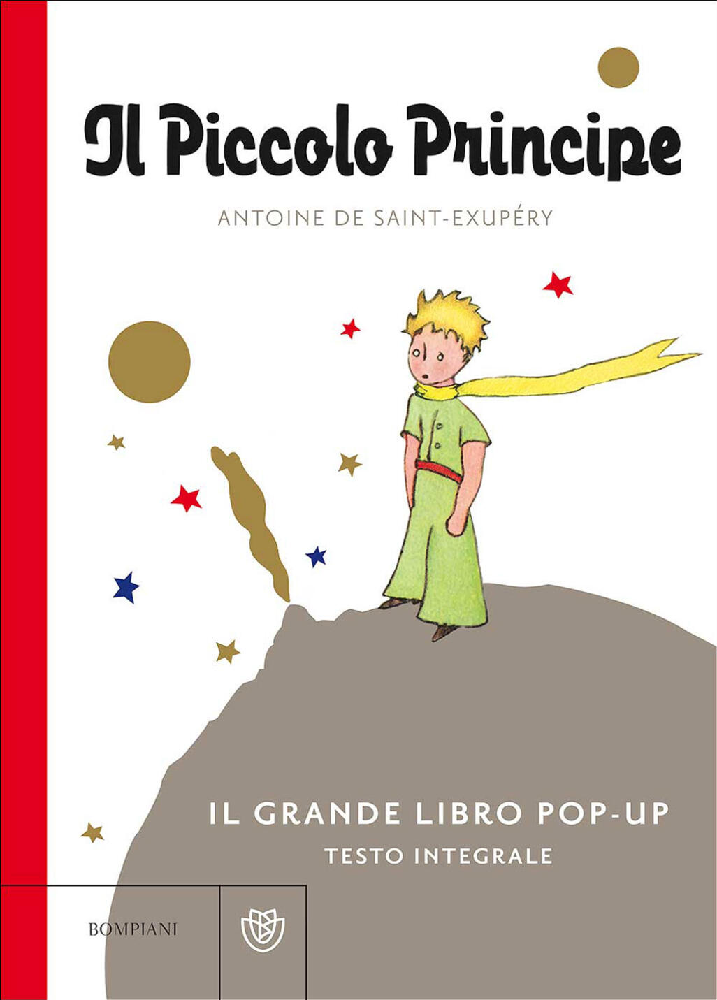 Famoso Il Piccolo Principe. Il grande libro pop-up. Ediz. integrale  CR67