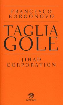 Osteriacasadimare.it Tagliagole. Jihad Corporation Image