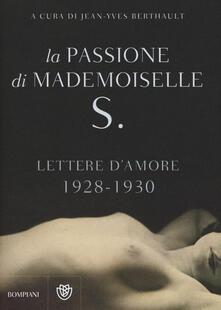 La passione di mademoiselle S. Lettere damore (1928-1930).pdf
