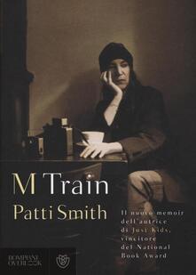 M Train - Patti Smith - copertina