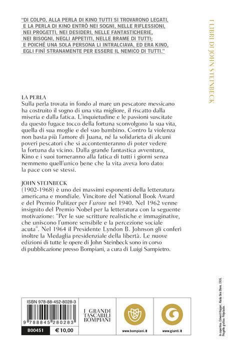 La perla - John Steinbeck - 2