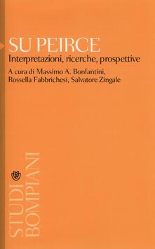 Premioquesti.it Su Peirce. Interpretazioni, ricerche, prospettive Image