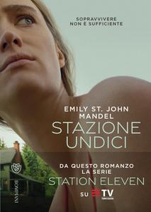 Libro Stazione undici Emily St. John Mandel