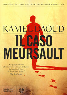 Il caso Meursault - Kamel Daoud - copertina