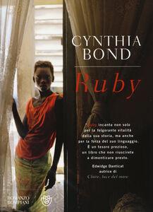Libro Ruby Cynthia Bond