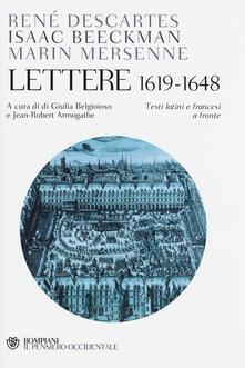 Voluntariadobaleares2014.es Lettere (1619-1648). Testo francese e latino a fronte Image