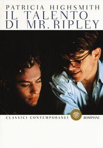 Foto Cover di Il talento di Mr. Ripley, Libro di Patricia Highsmith, edito da Bompiani