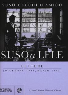 Winniearcher.com Suso a Lele. Lettere (dicembre 1945-marzo 1947) Image