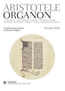 Organon. Testo greco a fronte.pdf