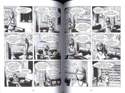 Libro Rocco e Antonia. Porci con le ali. Diario sessuo-politico di due adolescenti Manfredi Giffone , Fabrizio Longo , Alessandro Parodi 4