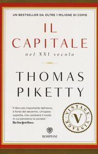 Libro Il capitale nel XXI secolo Thomas Piketty