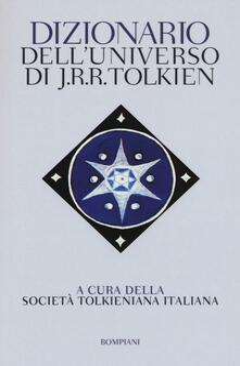 Ipabsantonioabatetrino.it Dizionario dell'universo di J. R. R. Tolkien Image