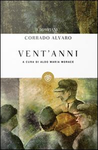 Libro Vent'anni Corrado Alvaro
