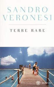 Terre rare. Ediz. speciale - Sandro Veronesi - copertina