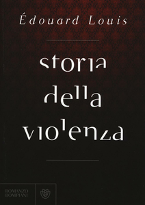 Libro Storia della violenza Édouard Louis