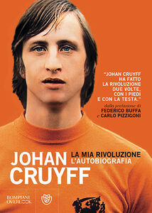 Libro La mia rivoluzione Johan Cruyff