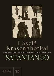 Libro Satantango László Krasznahorkai