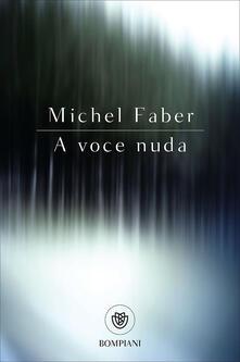 A voce nuda.pdf