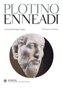 Foto Cover di Enneadi. Testo greco a fronte, Libro di Plotino, edito da Bompiani