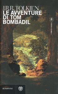 Le avventure di Tom Bombadil - John R. R. Tolkien - copertina