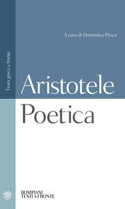 Foto Cover di Poetica, Libro di Aristotele, edito da Bompiani
